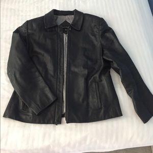 Jackets & Blazers - Women's Black Leather Jacket